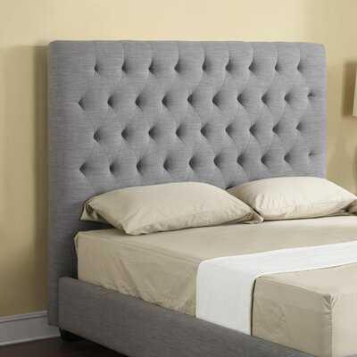 Plath Upholstered Panel Headboard - Wayfair