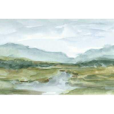 'Watercolor Sketchbook IV' Painting on Canvas - Wayfair