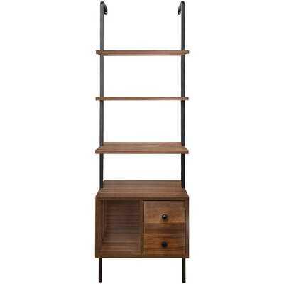 Metal Ladder Bookcase - Wayfair