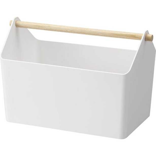 Storage Box Color: White - Perigold