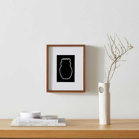 Wood Gallery Frames Walnut 8X10 - West Elm