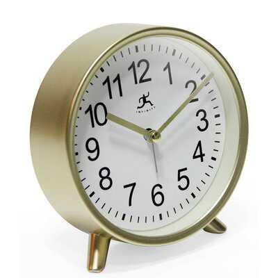 Tabletop Alarm Clock - Wayfair