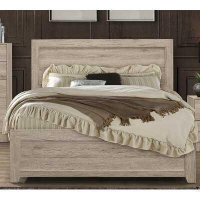 Beckville Low Profile Standard Bed - Wayfair