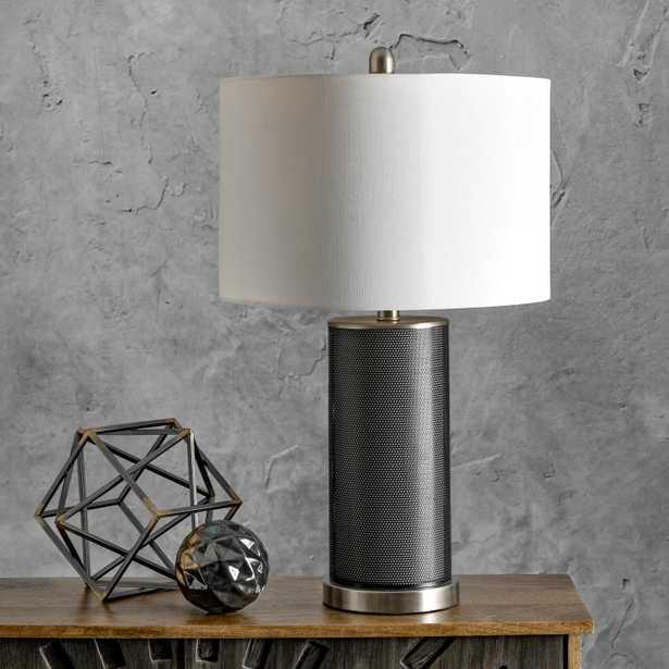 "Monroe 24"" Iron Table Lamp - Loom 23"
