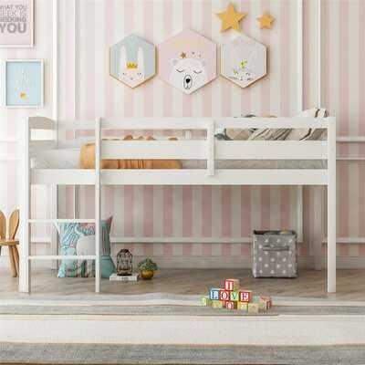 Baldivis Twin Low Loft Bed - Wayfair
