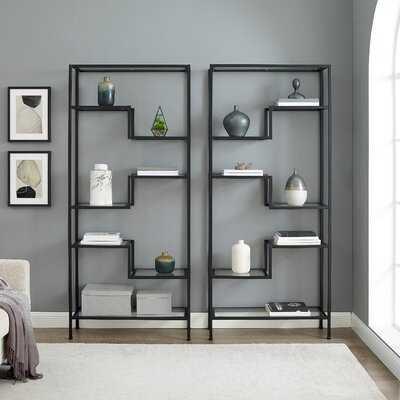 Lavella Etagere Bookcase - Wayfair