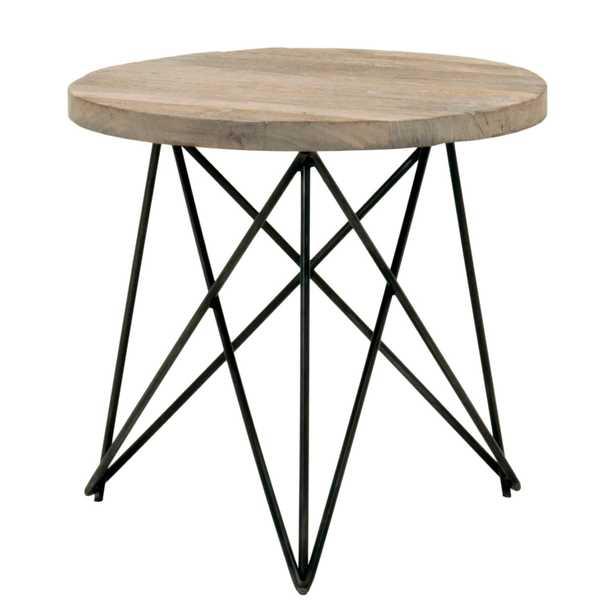 Canvas Accent Table - Alder House