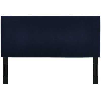 Annette Upholstered Panel Headboard - Wayfair