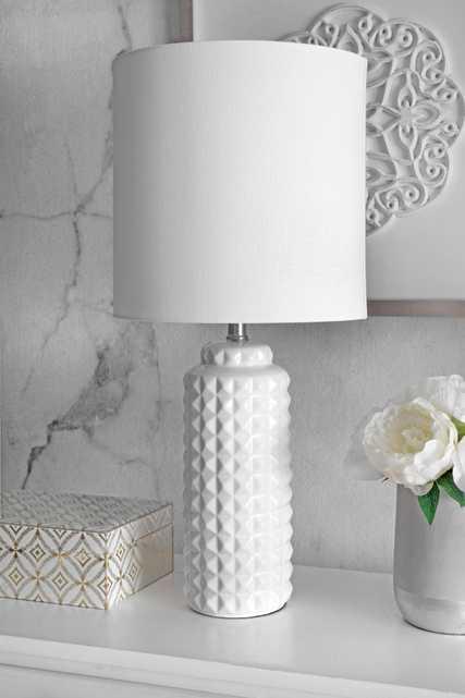 "Omaha 26"" Ceramic Table Lamp - Loom 23"