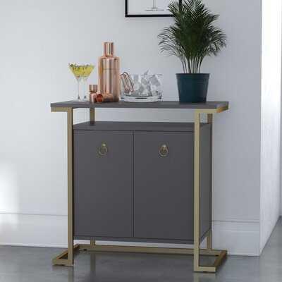 Camila Bar Cabinet - Wayfair