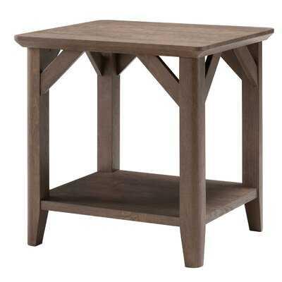 Maziarz End Table - Wayfair