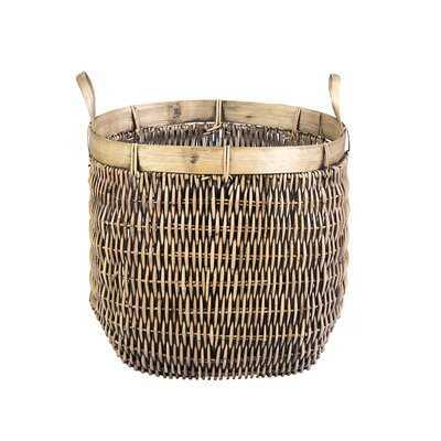 Rattan Basket - Wayfair