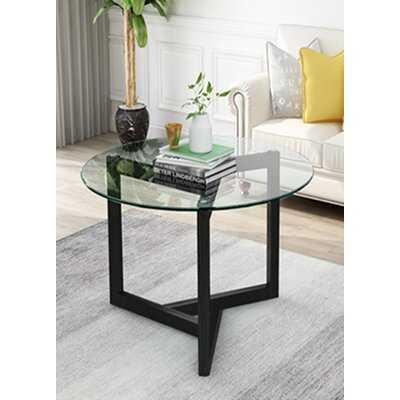 Gortt Abstract Coffee Table - Wayfair