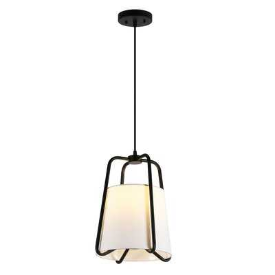 Percy 1 - Light Single Cone Pendant - AllModern