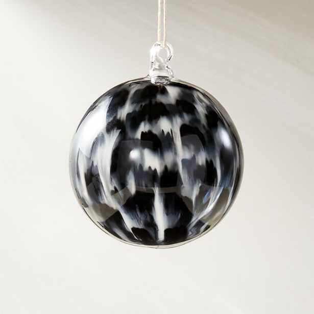 Tie-Dye Ornament - CB2