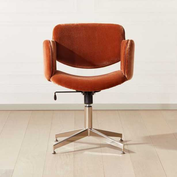 Grant Low-Back Office Chair - CB2