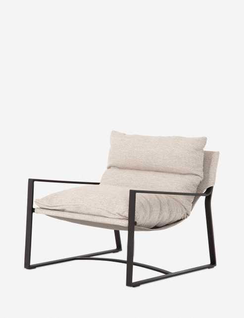 Pali Outdoor Sling Chair - Lulu and Georgia