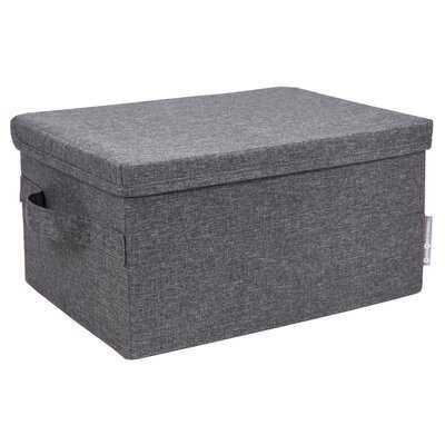 Soft Storage Fabric Box - Wayfair