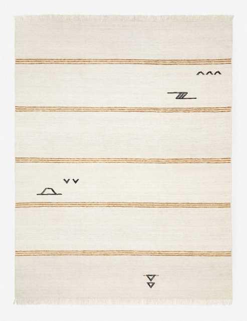 Iconic Stripe Rug By Sarah Sherman Samuel 8' x 10' - Lulu and Georgia