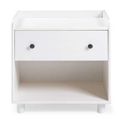 Avinoam 1 - Drawer Solid Wood Nightstand - Wayfair