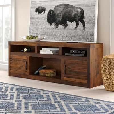 """Yessenia TV Stand for TVs up to 78"""" - Wayfair"""
