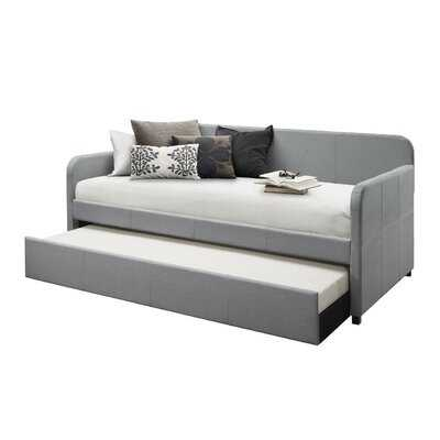 Plunkett Twin Daybed with Trundle - Birch Lane
