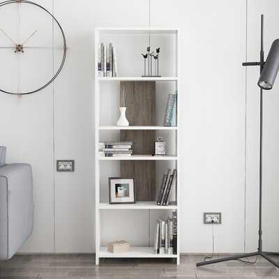 Arlando 63'' H x 22.4'' W Standard Bookcase - Wayfair