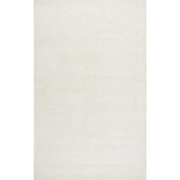 Strother Ivory 8 ft. x 10 ft. Area Rug - Home Depot