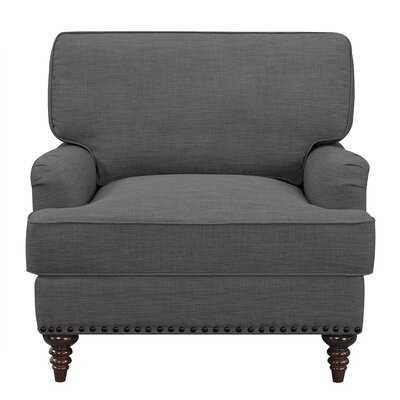 "Charcoal Cheatham 26"" Armchair (back in stock 5/5/21) - Wayfair"