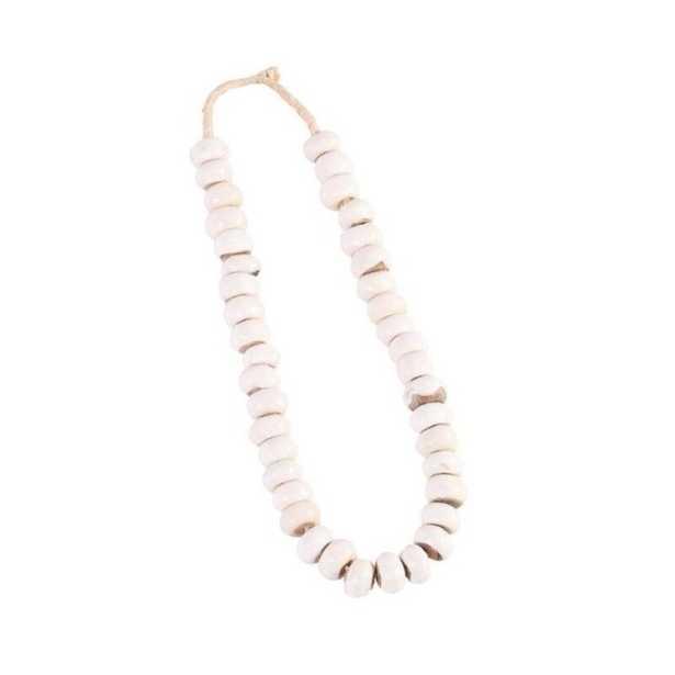 Legend of Asia Kenya Cow Bone Drum Beads - Perigold