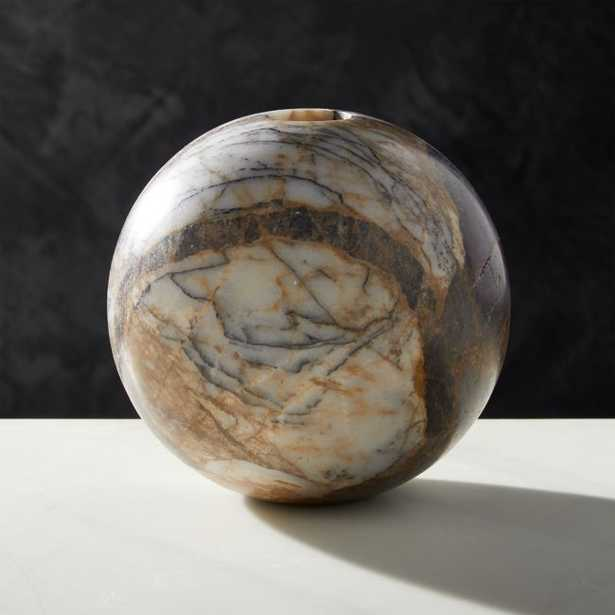 Stick It Anywhere Marble Vase - CB2