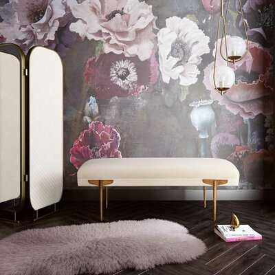 Lexie Upholstered Bench - Wayfair