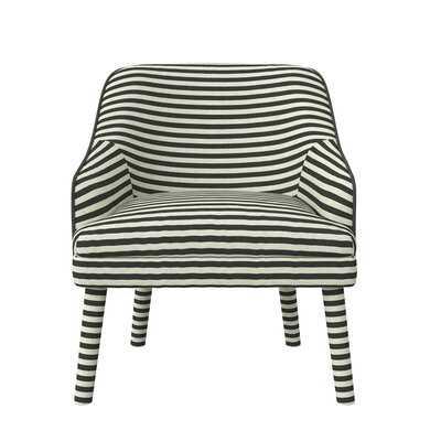 Effie Upholstered Accent Chair - Wayfair