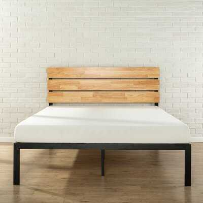 Alianna Platform Bed - Wayfair