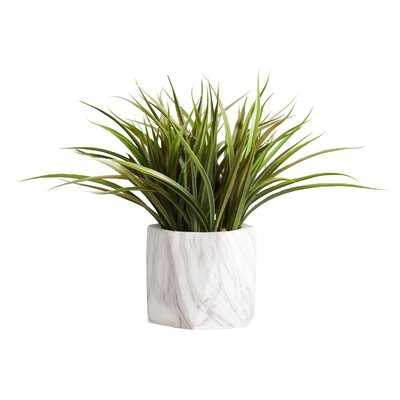 6.8'' Artificial Foliage Plant in Pot - Wayfair