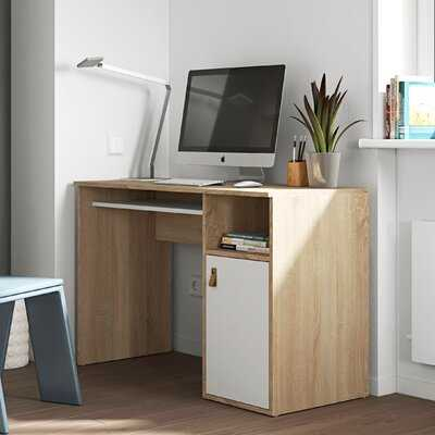 Bien Credenza Desk - Wayfair