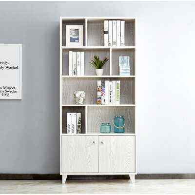 4-tier Bookcase Storage Organizer - Wayfair