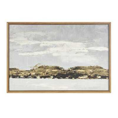 Picture Frame Print on Canvas - Wayfair