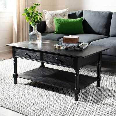 Boris Coffee Table with Storage - Birch Lane