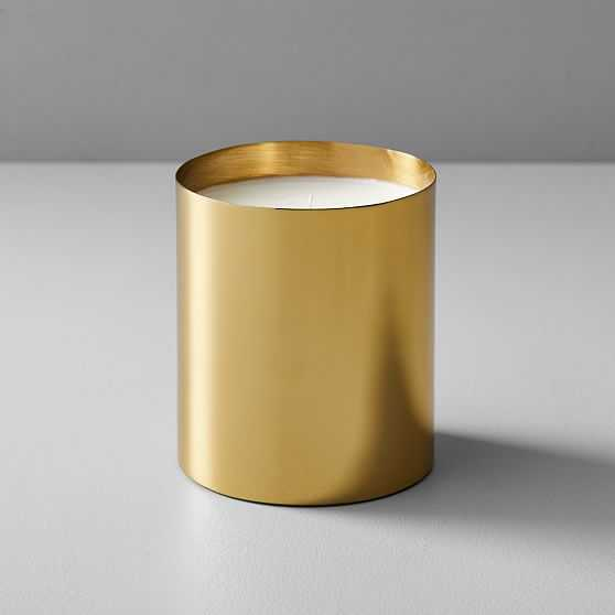 Tall Candle, Lost City, Set of 2 - West Elm