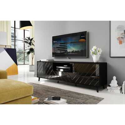 """Hawking TV Stand for TVs up to 78"""" - Wayfair"""