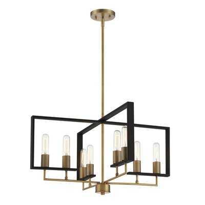 8 Light Chandelier - Wayfair