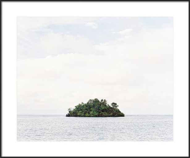 Island by Andrew Jacona for Artfully Walls - Artfully Walls