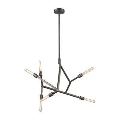 Honani Sputnik 6-Light Semi Flush Mount - AllModern