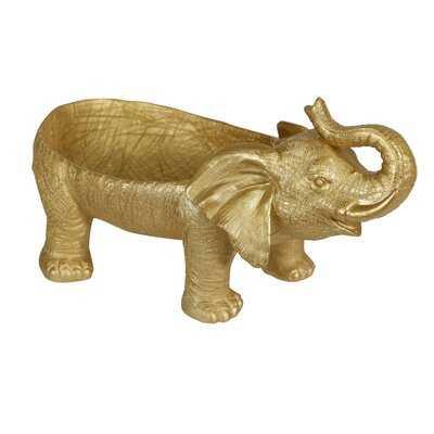 Arcadie Trumpeting Elephant Body - Wayfair