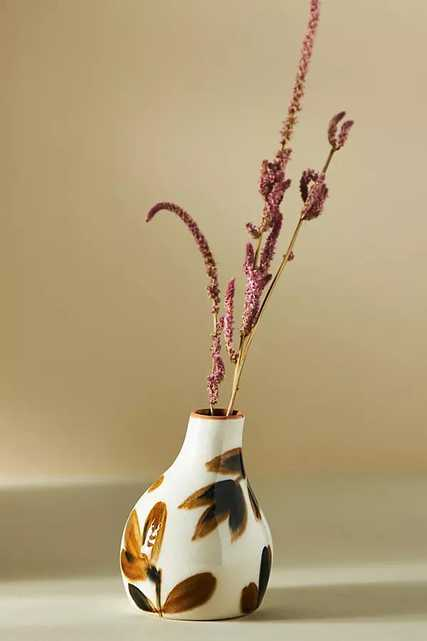 Posey Bud Vase By Anthropologie in Assorted Size S - Anthropologie