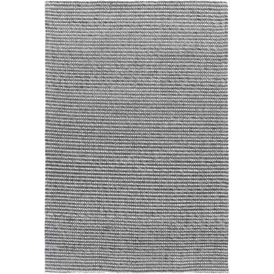 Daive Handmade Flatweave Wool Medium Gray Area Rug - Wayfair