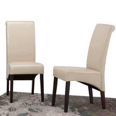 Adachi Deluxe Upholstered Dining Chair - Wayfair