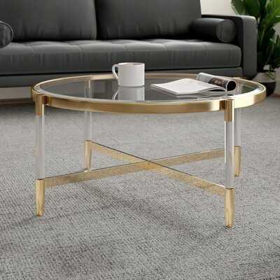 Jayde Coffee Table - AllModern