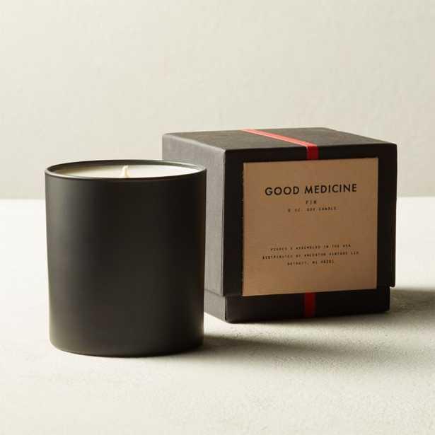 Good Medicine Fir Candle - CB2